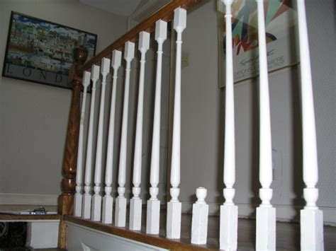 Banister Repair by Renew View Project Photo Gallery Custom Carpentry And