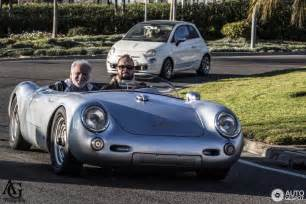 Porsche Spydet Porsche 550 Spyder 1 March 2017 Autogespot