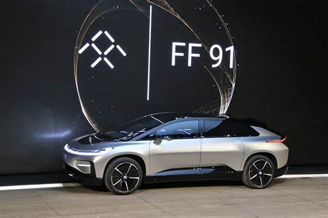 Electric Car Competitor To Tesla Faraday Future Tesla Competitor Or Just An Also Ran