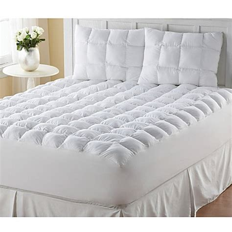 Bed Pads by Therapedic 174 Ultimate Loft Mattress Pad Bed Bath Beyond