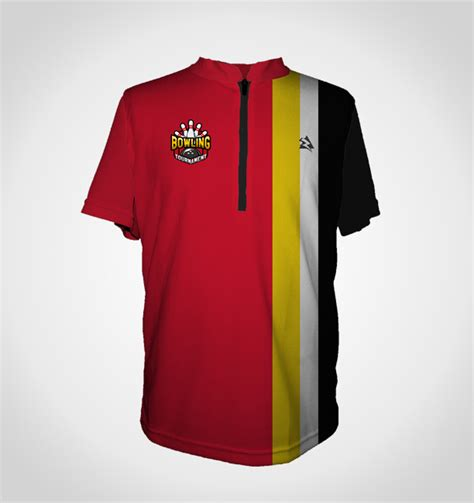 free design jersey youth bowling jersey no minimums fast delivery free design