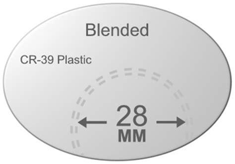 blended bifocals, blended bifocal