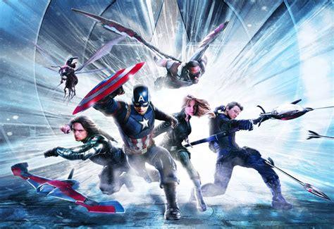 A4 Civil War Team A mcu weekly pulse returning s h i e l d characters more civil war promo mcuexchange