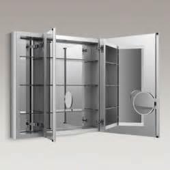 kohler verdera medicine cabinet kohler k 99011 na verdera 40 aluminum medicine cabinet