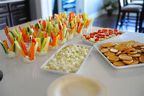 easy appetizers for baby shower handmade happiness baby shower