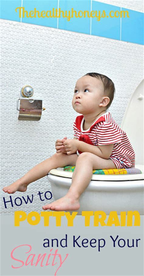 how to get your potty trained how to potty and keep your sanity the healthy honeys