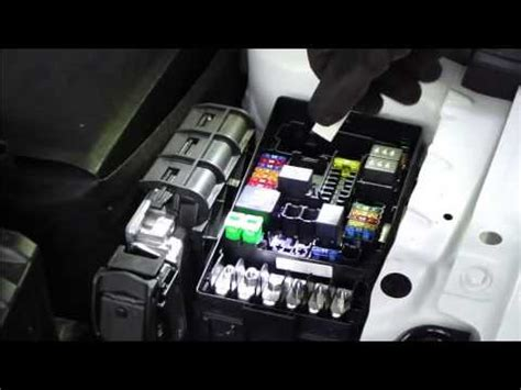 replace fuses vw golf vw golf vii atyp