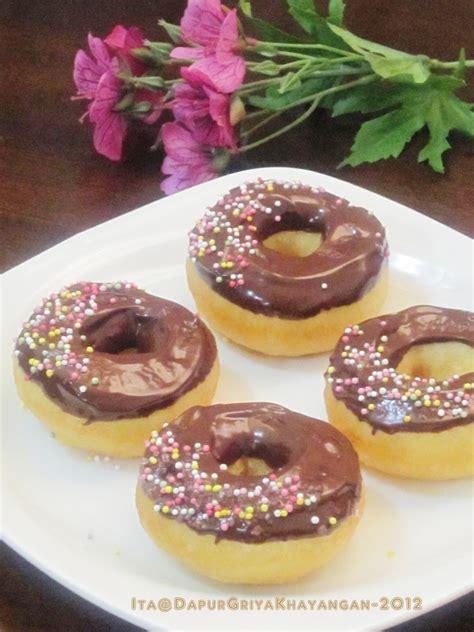 membuat biang donat dapur griya khayangan donat dengan metode water roux