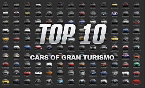 gt5 best car top 10 best cars of gran turismo 187 autoguide news