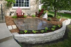 1000 images about front patio ideas on raised