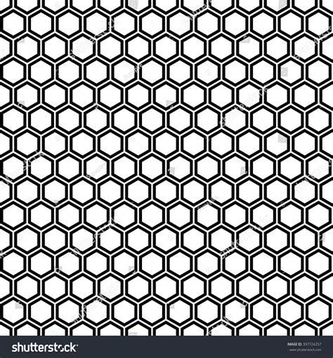 pattern geometric hexagon vector modern seamless geometry pattern hexagon stock