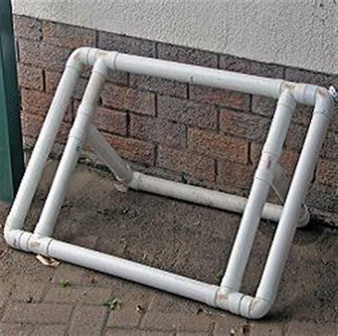Pvc Pipe Rack by Pvc Bike Rack Plans