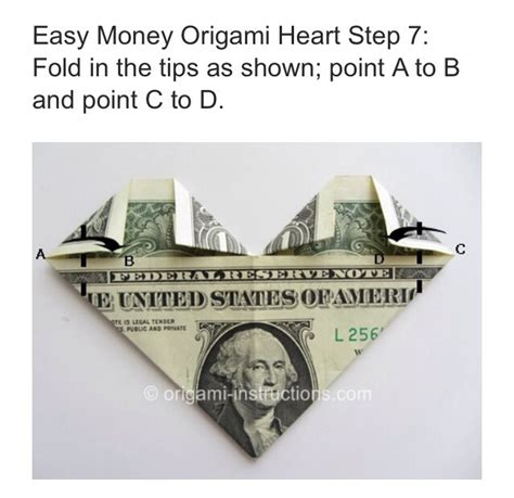 Origami Dollar Bills Easy - easy dollar bill origami trusper