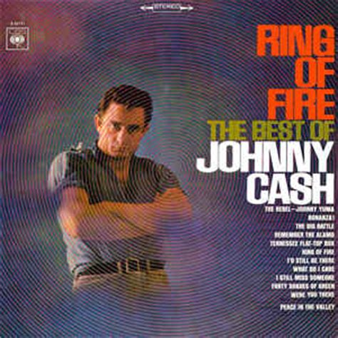 Ring Of Consumes Johnny Cashs Home by Johnny Ring Of The Best Of Johnny