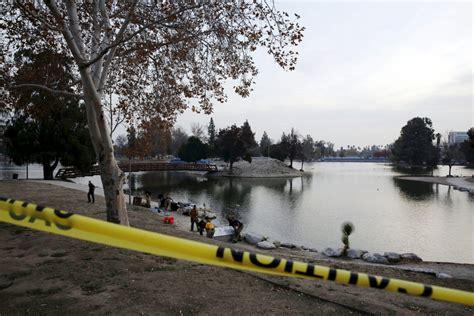 San Bernardino Search San Bernardino Shooting Fbi Divers Search Lake Visited By Syed Farook And Tashfeen Malik