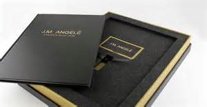 presentation folders with business card holder presentation box custom a4 gold gold foil