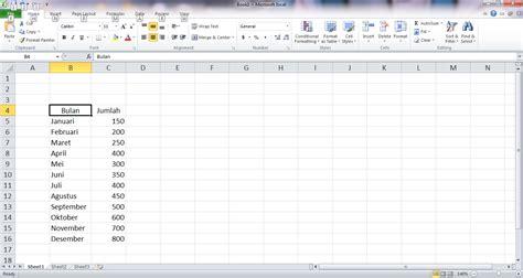 membuat grafik di excel 2010 dsmr cara membuat grafik di dalam microsoft excel 2010