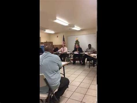 jefferson parish housing authority tensions rise during the jefferson parish housing authority meeting youtube