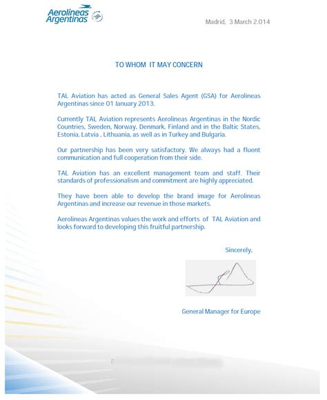 Service Letter Aviation Definition Testimonials About Tal Aviation Talaviation