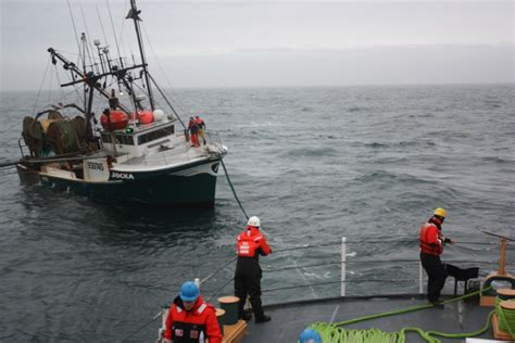 dvids images coast guard tows disabled fishing boat 45 - Tow Boat Us Portland Maine