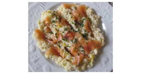 thermomix ma cuisine 100 fa輟ns risotto poireau et saumon fum 233 par legoupil ma