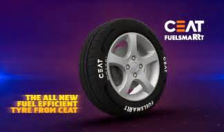 Car Tire India Ceat Fuelsmarrt Tyres Launched In India India