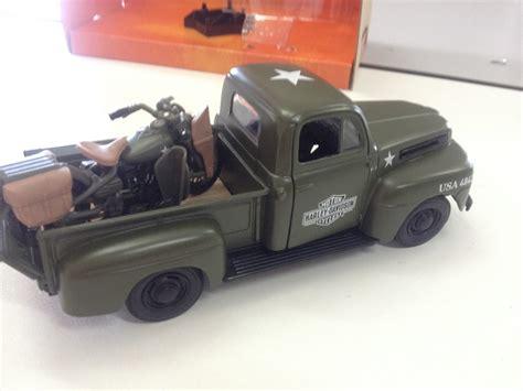 Maisto H D Custom 1948 Ford F 1 1948 Fl Panhead 124 gadget collectibles