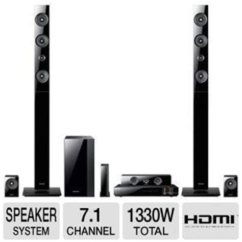 samsung 7 1 channel 3d home theater system