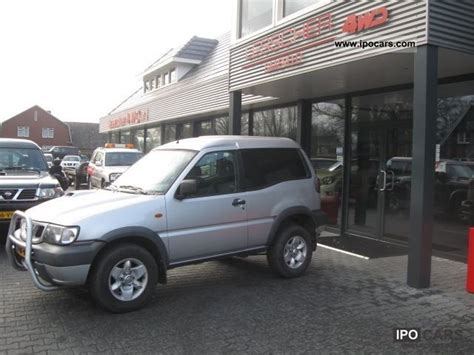 nissan terrano 2002 2002 nissan terrano 3 0 di 3drs van car photo and specs