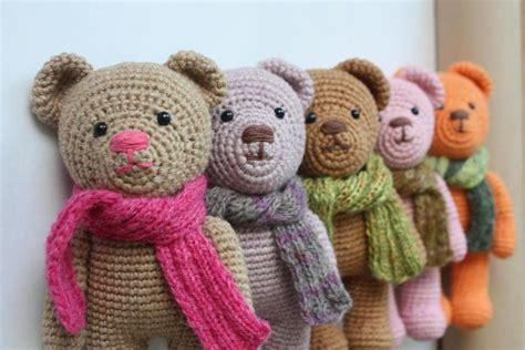 pattern crochet teddy bear pattern amigurumi pattern crochet teddy bear pdf par