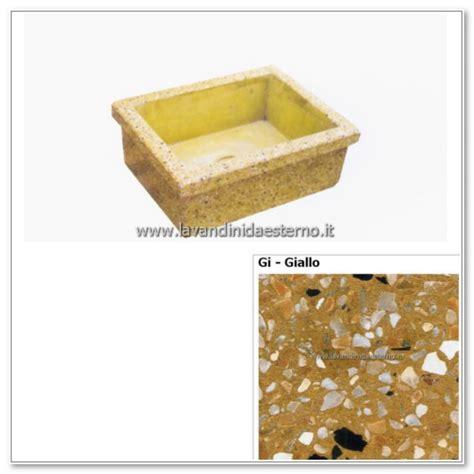 lavello in graniglia lavello da giardino pilozzo in graniglia levigata 254
