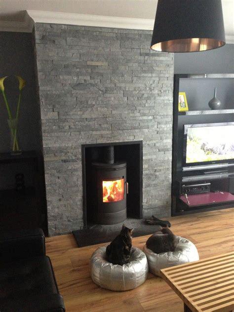 gas kamin surround slate fireplace surround and hearth fireplace