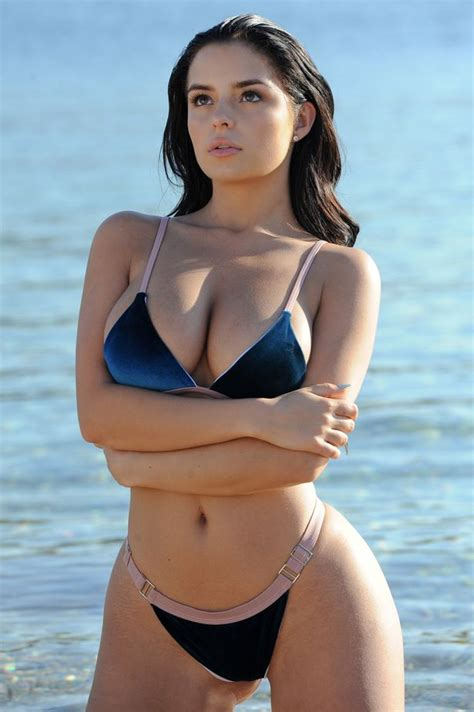 Demi Rose Reveals How She Gets Her Killer Curves That Rival Kim Kardashian In The Battle Of The