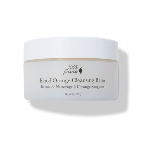 Detox Blood For Acne by Blood Orange Cleansing Balm