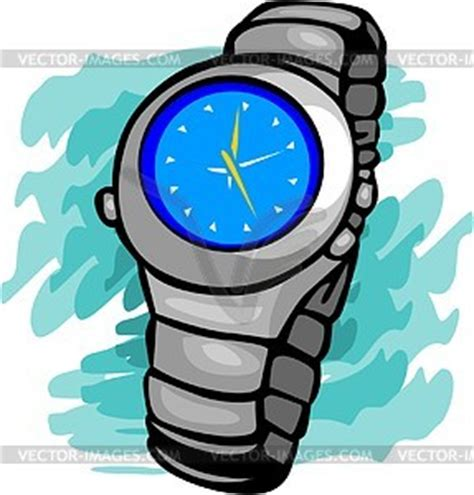 watch royalty free vector image