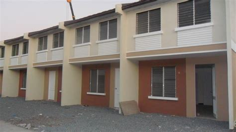buy townhouse or house real estate affordable house and lot for sale in cavite near camella homes buy