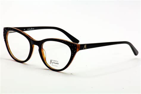 guess by marciano eyeglasses gm133 133 blkam black frame