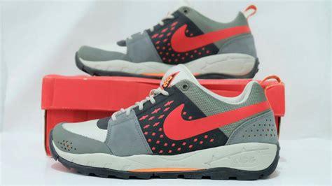 jual sepatu casual sneaker nike alder low abu oren original asli murah ninnazone