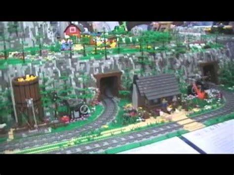 youtube lego layout indy great train expo lego layout youtube