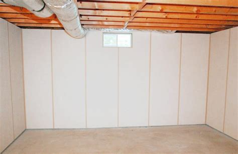 Finishing Basement Walls Ideas Diy Basement Wall Finishing Panels Ideas 2 Spotlats