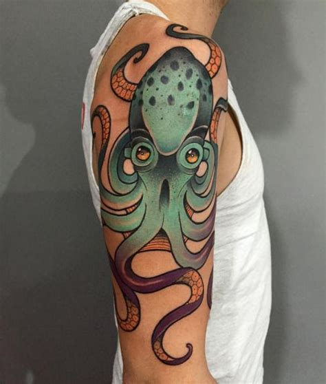 traditional octopus tattoo 17 best ideas about squid on octopus