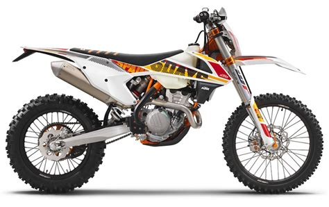 Ktm 250 Exc Review 2017 Ktm 250 Exc Six Days Review Specification Bikes Catalog