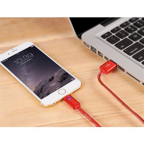 Hoco Upl12 Jelly Coat Lightning Braided Cable 1 2m For Iphone Baru hoco upl12 jelly coat lightning braided cable 1 2m for