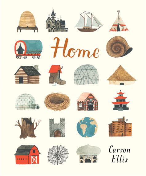 home things an illustrated celebration of the many things home