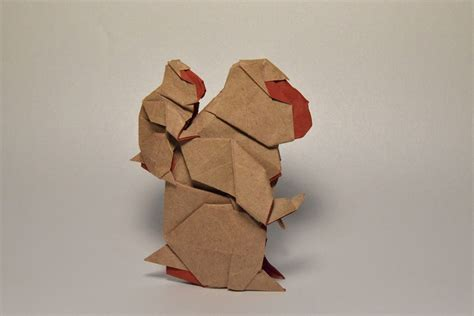 origami meerkat this week in origami everyone s folding chickens edition