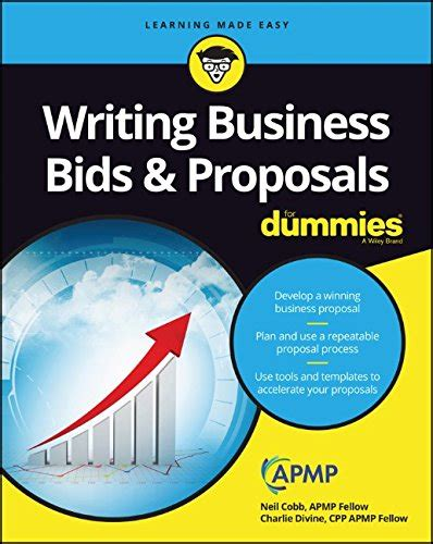 business letters for dummies writing business bids and proposals for dummies p2p