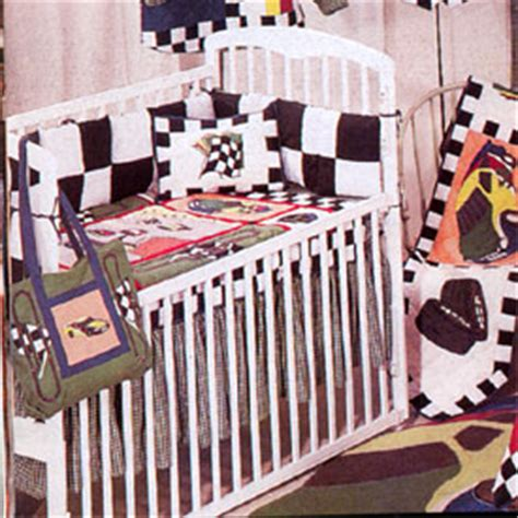 Crib Bedding Cars Race Car Crib Bedding
