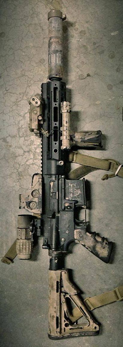 kaos navy seals ar by araysel hk416 10 4 quot with remington defense rail system supposedly