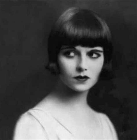 celebrities of the 1920s history masquerade silent film starlet louise brooks gets