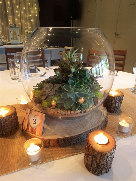 alternative wedding centrepieces youll love